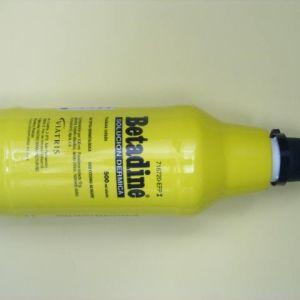 Betadine (10% solucion topica 1 frasco 500 ml)