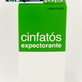 Cinfatos expectorante (10/100 mg jarabe 200 ml)