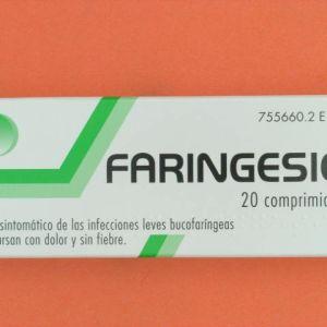 Faringesic (20 comprimidos para chupar)
