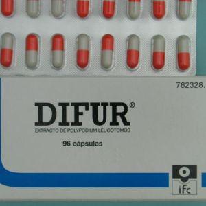 Difur (120 mg 96 capsulas)