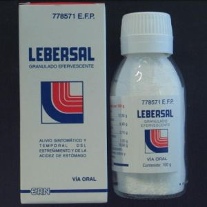 Lebersal (granulado efervescente 100 g)