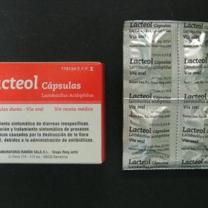 Lacteol (10 capsulas)