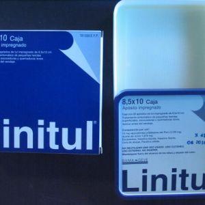 Linitul (20 apositos monodosis 8.5 x 10 cm)