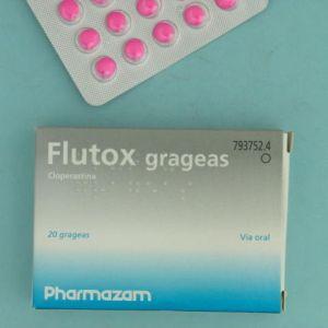 Flutox (10 mg 20 comprimidos)