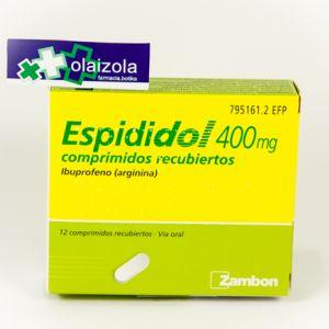 Espididol (400 mg 12 comprimidos recubiertos)