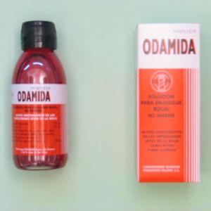 Odamida (solucion topica 135 ml)