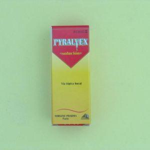 Pyralvex (solucion topica 10 ml)