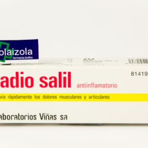 Radio salil (crema 30 g)