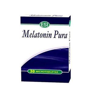 ESI Melatonin Pura 1 mg 30 microtabletas