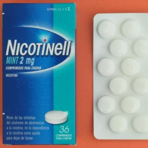 Nicotinell mint (2 mg 36 comprimidos para chupar)