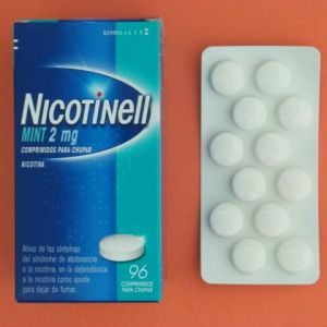 Nicotinell mint (2 mg 96 comprimidos para chupar)