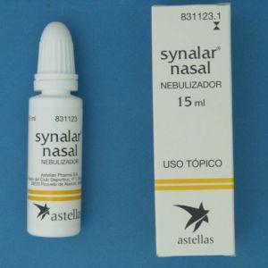 Synalar nasal (nebulizador nasal 15 ml)