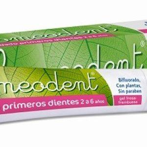 Homeodent Frutas Rojas Infantil Gel 50 ml
