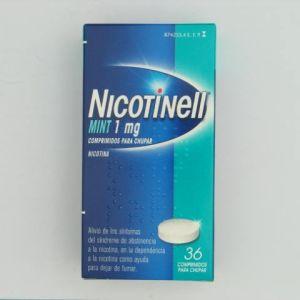 Nicotinell mint (1 mg 36 comprimidos para chupar)