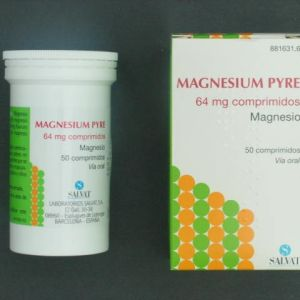 Magnesium pyre (50 comprimidos)