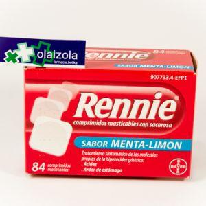 Rennie (84 comprimidos con sacarosa)