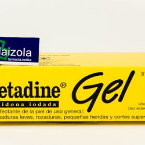 Betadine (10% gel topico 30 g)