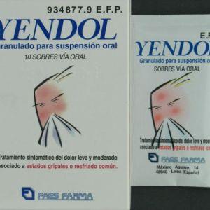 Yendol (10 sobres)