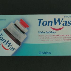 Ton was (10 viales bebibles 10 ml)