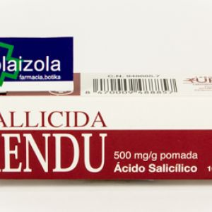 Callicida kendu (pomada 10 g)