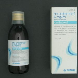 Mucibron (15 mg/5 ml solucion oral 200 ml)