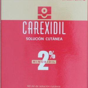 Regaxidil (2% solucion cutanea 60 ml)