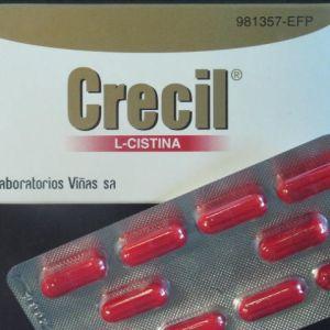 Crecil (500 mg 40 cápsulas)