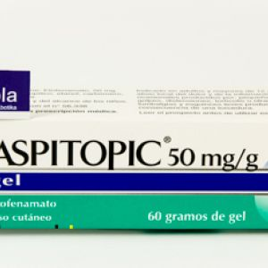 Aspitopic (5% gel topico 60 g)