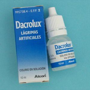 Dacrolux (0.3/0.1% colirio 1 frasco solucion 10 ml)