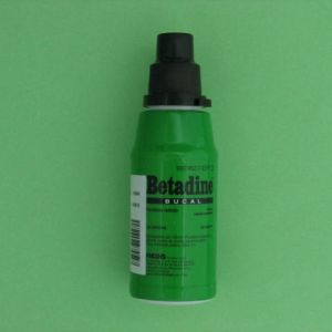 Betadine bucal (10% solucion topica 125 ml)