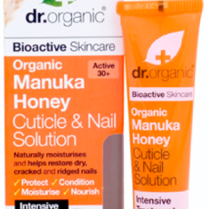 Dr. Organic Manuka Honey Cuticle & Nail Solution 15ml