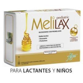 Aboca Melilax Pediatric 6 Microenemas 5 g