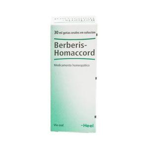 Berberis-Homaccord 30 ml gotas Heel
