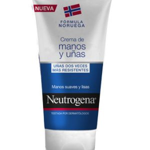 Neutrogena crema de manos y uñas 75 ml