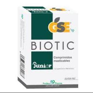 Prodeco Pharma Gse Biotec Junior 24 comprimidos masticables