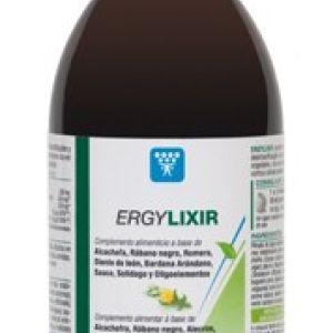 Nutergia ergylixir sol 250 ml