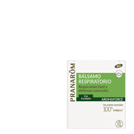 PRANARÔM Aromaforce Bálsamo Respiratio 80 ml BIO