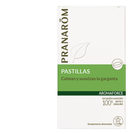 PRANARÔM Aromaforce pastillas
