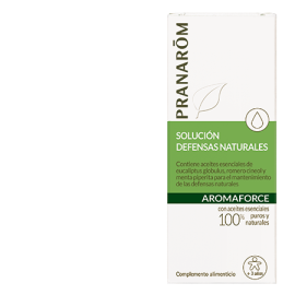 PRANARÔM, Aromaforce Resistencia y Defensas naturales