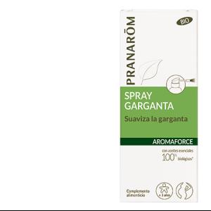PRANARÔM Aromaforce spray garganta BIO