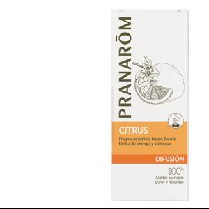 PRANARÒM Citrus mezcla de Aceites Esenciales para difusor 30 ml