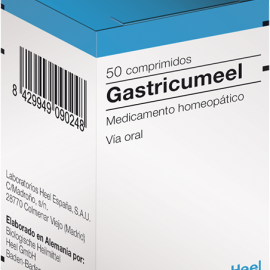 Heel Gastricumeel 50 comprimidos
