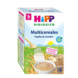 Hipp multicereales papilla cereales 400g