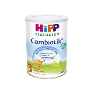 Hipp Leche Biológica Crecimiento 3 Combiotik 800 gr