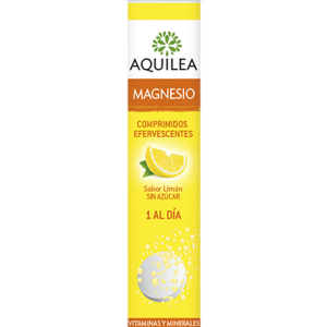 Aquilea magnesio 375 mg 28 comprimidos efervescentes