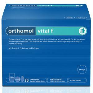 Orthomol Vital F Granulado 30 raciones