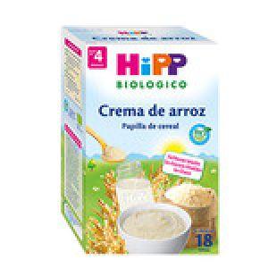 Hipp crema de arroz papilla cereal 400g