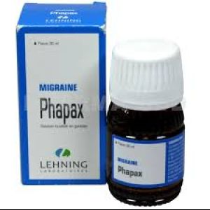 Lehning Phapax Gotas 30 ml