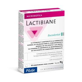 Pileje Lactibiane Buccodental  30 comprimidos para chupar