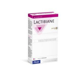 Pileje Lactibiane H-Py 14 cápsulas blancas y 28 cápsulas marrones